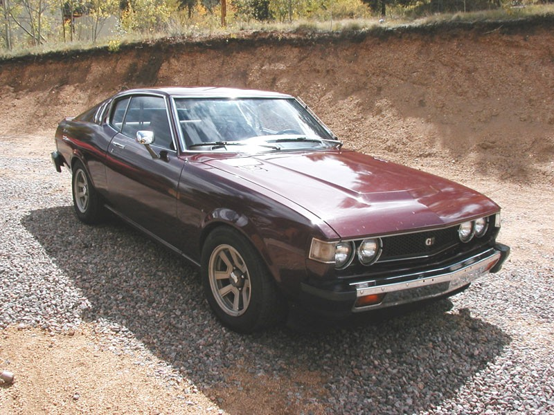 For Sale: 1977 Celica GT
